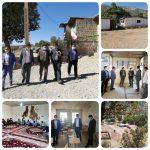 توسعه و تجهیز فضاهای آموزشی منطقه صعب العبور بخش زز و ماهرو