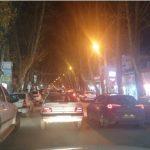 معضل ترافیک در خیابان شهدای خرم آباد/ بی برنامگی مدیران شهرداری