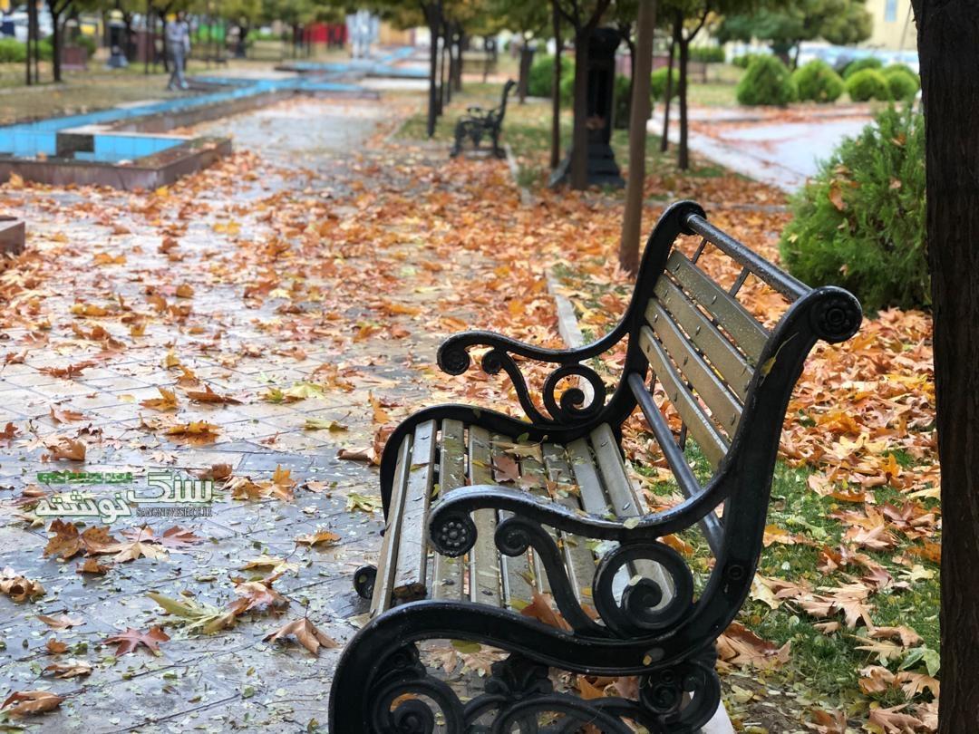 گزارش تصویری از پاییز خرم آباد