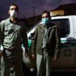 دستگیری متخلفین صید غیر مجاز ماهی در پلدختر