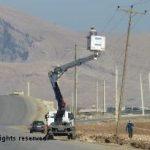 اصلاح ولتاژ شبکه ۹۵۴ مشترک در استان لرستان آغاز شد