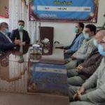 دیدار مدیرکل حفاظت محیط زیست لرستان با مسئولین قضایی شهرستان سلسله