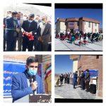 مدرسه ۶ کلاسه روستای ترشاب دورود افتتاح شد