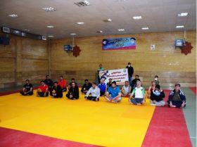 نخستین دوره آموزشی دفاع شخصی توسط اداره کل حفاظت محیط زیست استان