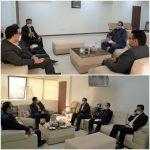 انعقاد تفاهم نامه مشترک با اداره کل پست استان درخصوص نحوه توزیع آگهی های ثبتی