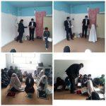 برگزاری جشن تکلیف برای دانش آموزان منطقه محروم چولهول