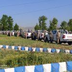 گزارش تصویری  رژه روز ارتش در لشکر ۸۴ پیاده لرستان