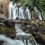 ثبت دو اثر طبیعی ملی در لرستان/ آبشار وارک و آبشار حشیوند