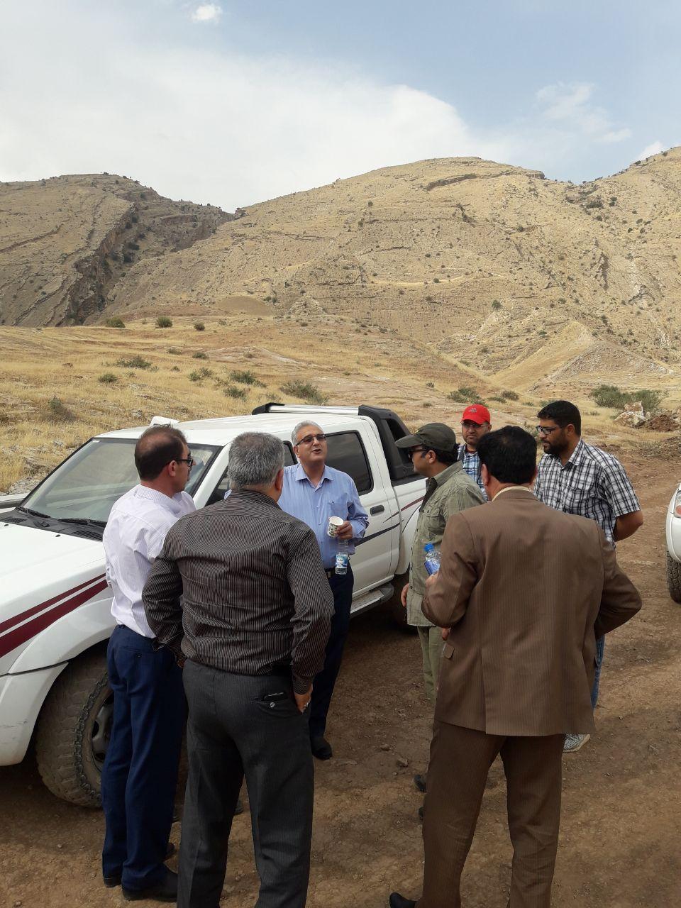 طراحی و شروع عملیات اجرایی خط جدید روستاهای رودبار