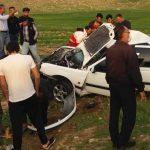 برخورد پژو با پراید در تنگ بره شهرستان رومشگان یک نفر کشته و ۶نفر مصدوم برجای گذاشت