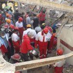 کشف جسد یک نفر دیگر از حادثه انفجار ساختمان مسکونی در خرم آباد