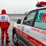 امداد رسانی به ۴٠ دستگاه خودروی گرفتار شده در برف و کولاک