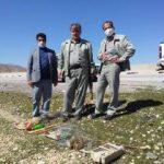 دستگیری متخلفین زندهگیری سهرهطلایی در شهرستان چگنی