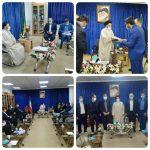 دیدار مدیر کل نوسازی مدارس لرستان با نماینده ولی فقیه در استان