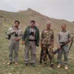 کشف و ضبط یک قبضه اسلحه شکاری در پناهگاه حیات وحش سفیدکوه ازنا