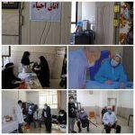 ۴ هزار سالمند در شهرستان خرمآباد واکسینه شدند