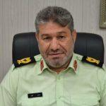 تاکید نیروی انتظامی لرستان بر برخورد قاطع با هنجارشکنان و مخلان امنیت عمومی