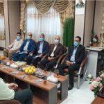 مدیر مخابرات منطقه لرستان با فرماندهی انتظامی لرستان دیدار کرد