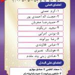 منتخبان ششمین شورای اسلامی شهر خرمآباد مشخص شدند