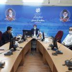 وضعیت نرمال شبکه مخابرات و تلفن همراه در سطح استان و  شعب اخذ رأی