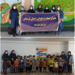 برگزاری جشنواره اسکواش کودکان دختر در خرم آباد