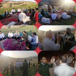 صدای کپر نشینان احمدآباد شنیده شد/ سپاه با مدیران متولی در احمد آباد تشکیل جلسه داد